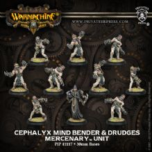 Mercenary Cephalyx Mind Bender / Drudges